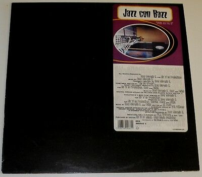 Lp De**jazz Con Bazz - Kickin Jazz Vol. Iii (Dragnet Records '95)***7970