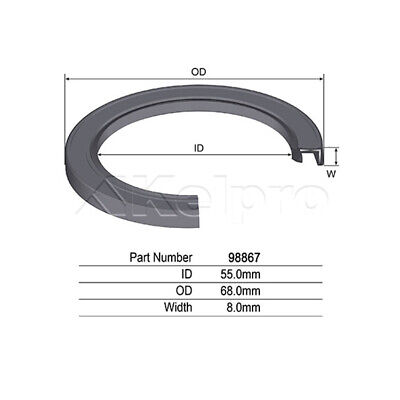 98867Oil Seal for BMW 420d F32 F33 - CRANK SHAFT / TIMING FRONT