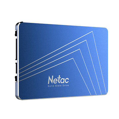 Netac 32MB 360GB 2.5 Inch SATA6Gb/s TLC Internal Solid State Drive for PC E4A9