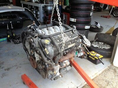 94 01 Town Car Crown Vic Mustang 4 6 V8 Engine Assembly Tested