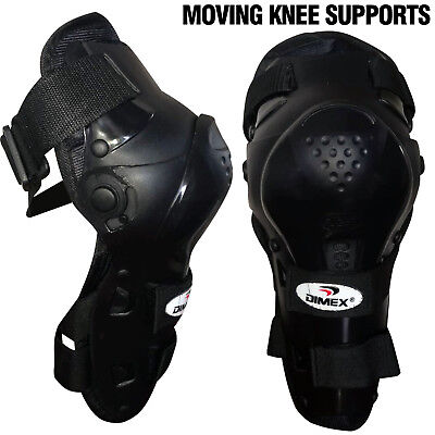 1 Pair Motorcycle Knee Pad Motor Racing Knee Protector Knee Guards Knee Cap