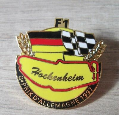 Pins Badge Collection F1 Hockenheim Gp Allemagne 1997