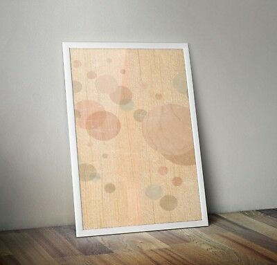 Abstract Prints Printable Wall Decor Downloadable wOOdWorm Wood Texture