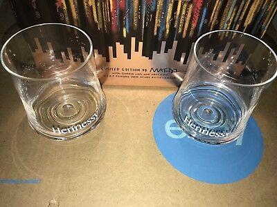 Hennessy Cognac Glasses (2-Pack)