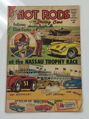 Hot Rods and Racing Cars #48 VG- 1959 Charlton Comics