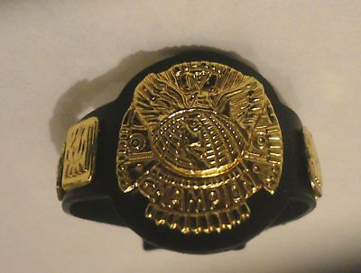 WWE JAKKS ATTITUDE CHAMPIONSHIP FIGURE BELT for Wrestling Figures
