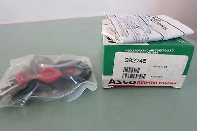 Asco 302745 Solenoid Valve Repair Kit