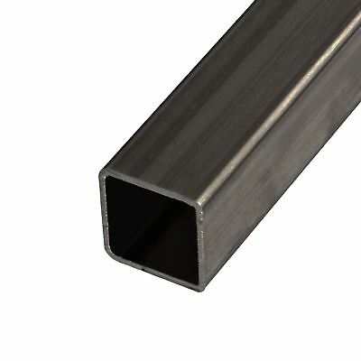 "Carbon Steel Square Tube 4"" x 4"" x 12""  (.375 Wall) - A500"