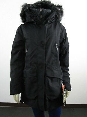 30ac42295716 NWT Womens The North Face TNF Cryos GTX Goretex Parka Wool Winter Jacket  Black