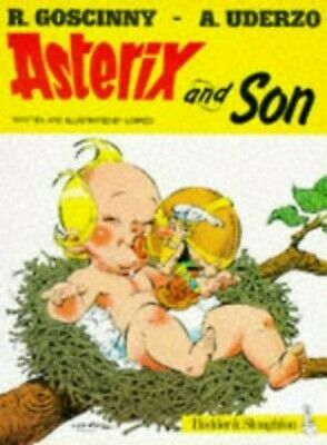Asterix and Son BK 28 (Classic Asterix paperbacks) by Goscinny, Ren� Paperback