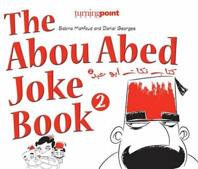 The Abou Abed Joke Book: No. 2 by Mahfoud, Sabina Paperback Book The Cheap Fast