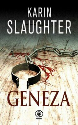 Geneza by Slaughter, Karin Book The Cheap Fast Free Post