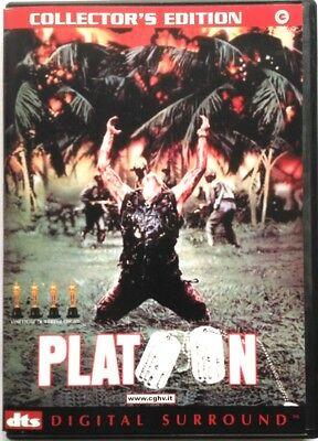 Dvd Platoon - Collector's edition 2 disques de Oliver Stone 1986 usagé