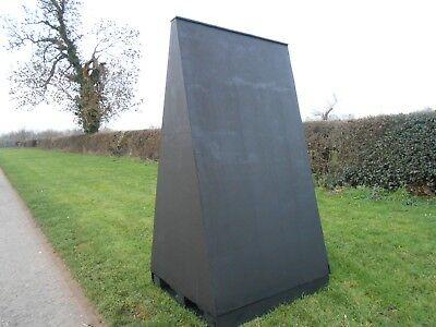 1 x 8ft x 4ft Advertising Static A Board/Road or Direction Sign (January Sales)