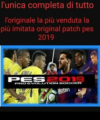 patch pes pro evolution soccer 2019 ps4  juve real loghi  bundesliga mls serie B