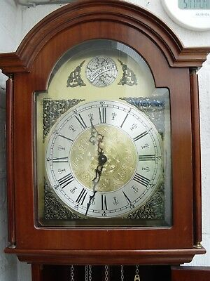 Westminster Whittington triple chime grand mother/grandfather clock