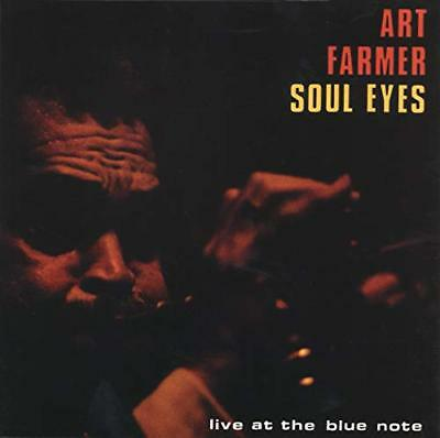 ART FARMER-SOUL EYES-JAPAN CD From japan