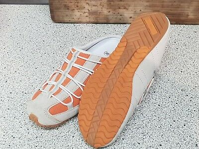 Sneaker / Slipper von HIS Gr. 38 Neu orange