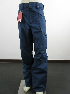 e899d5931 NWT MENS NORTH Face Gatekeeper Waterproof Shell Snow Ski Snowboard Pants -  Blue