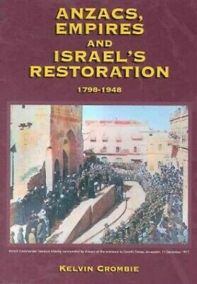 Anzacs, Empires, and Israel's Restoration Book The Cheap Fast Free Post
