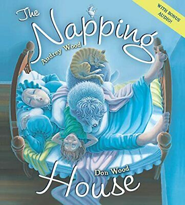 The Napping House by Audrey Wood Paperback Book The Cheap Fast Free Post