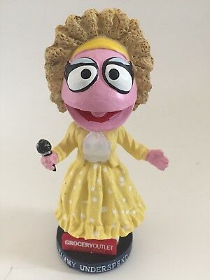 Grocery Outlet Tammy Underspend Bobblehead Yellow Dress New in Box