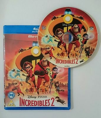 Incredibles 2 3D Blu-ray Region Free