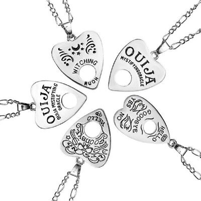 Antique Vintage Style Gothic Ouija Board Pendant Necklace Jewelry Best Gifts
