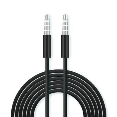 3.5Mm audio cable aux male to male car cable 4 core audio cable BX