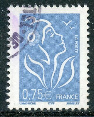 Stamp / Timbre France Oblitere N° 3737 Type Marianne De Lamouche