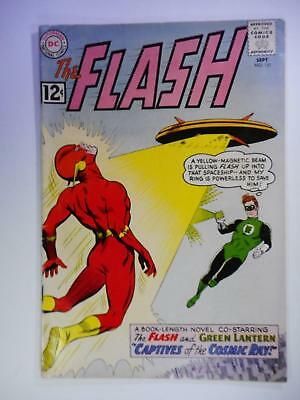 The Flash #131 Vg/f 5.0 (Dc 1959 Series) Green Lantern Crossover