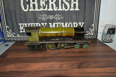 BOWMAN O GAUGE LIVE STEAM LOCOMOTIVE LOCO ENGINE TRAIN 234 loco green