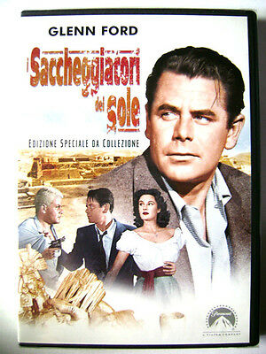 Dvd The Looters of the sun - Edition Special with Glenn Ford 1953 New