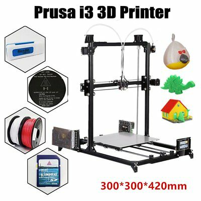 Flsun C-Plus 3D Prusa i3 DIY KIT 3D printer Touch Screen+Auto leveling EU PlugSG