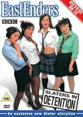 Eastenders: The Slaters in Detention [DVD] - DVD  9TLN The Cheap Fast Free Post