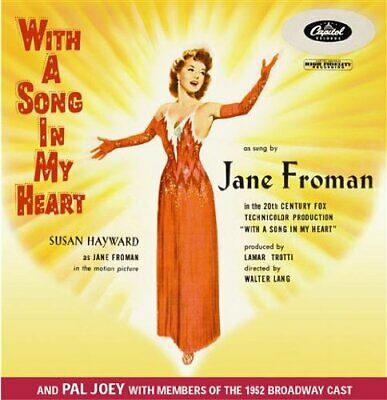 Jane Froman - Pal Joey/With a Song in My Heart - Jane Froman CD H6VG The Cheap