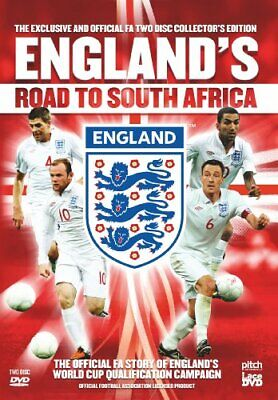 England's Road To South Africa - Two Disc Collectors Edition [DVD... - DVD  ZWVG