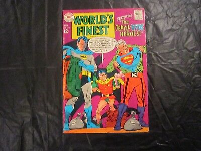 World's Finest #173 - 1968 - 1st app.  silver age Two Face - highgrade