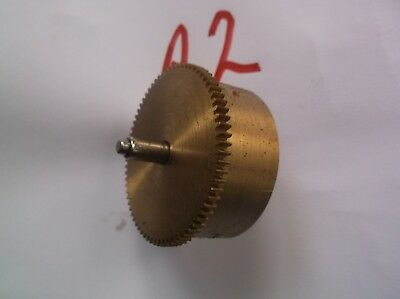 Mainspring Barrel  From An Old Bentima   Mantle Clock  Ref A2