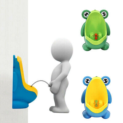 Frog Potty Toilet Training Baby Portable Urinal Pee Trainer Bathroom Kid Toy Hot