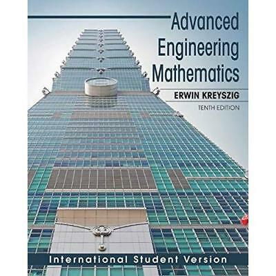Advanced Engineering Mathematics: International Student Version Kreyszig, Erwin;