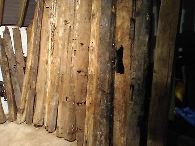 reclaimed oak beams old/ historic/antique