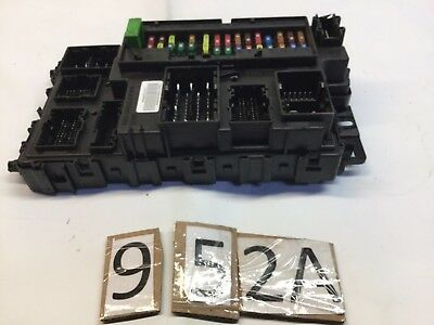 15 16 Ford Fusion Multifunction Module Fuse Relay Box Fusebox Oem J 952A