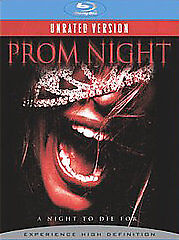Prom Night (Blu-ray, Region A) Very Good condition from personal collection!