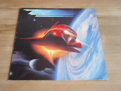Zz Top  -  Afterburner        Warner  Records     With  Sticker