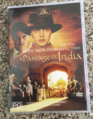 A PASSAGE TO INDIA A David Lean Film DVD