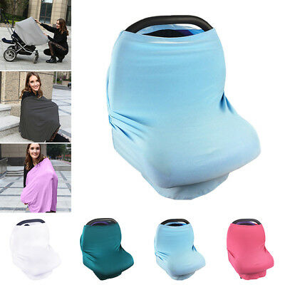Cover Breastfeeding Nursing Canopy Feeding Scarf Blanket