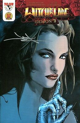 Witchblade Demon #1 Limited Exclusive Edition Signed By Artist Jae Lee