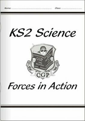 KS2 National Curriculum Science - Forces in Action (6E... by CGP Books Paperback