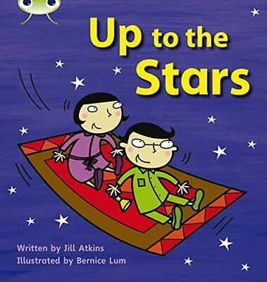 Bug Club Phonics Bug Set 10 Up to the Stars by Atkins, Jill Paperback Book The